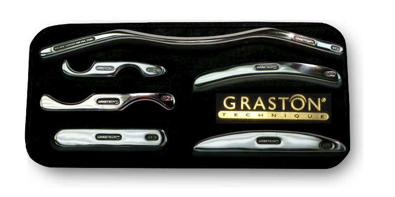 graston technique tools - these tools are made of stainless steel ...