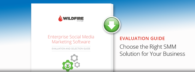 Enterprise Social Media Marketing Software Evaluation And