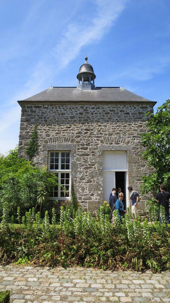 Malouinière de La Ville Bague, Saint Coulomb - Le Blog des Pu0027tits