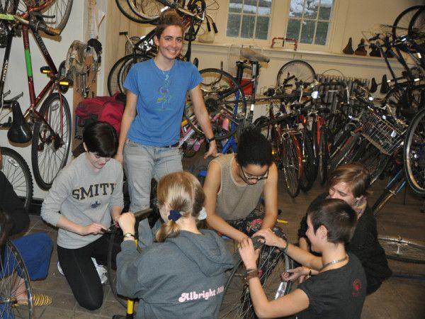 Bike Kitchen Smith College Bike Photo