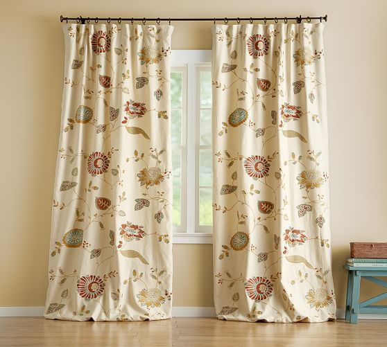 Curtains From Pottery Barn