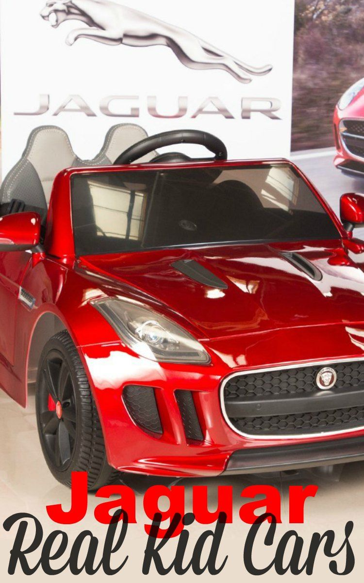 Jaguar Kids Motorized Ride On Cars Luxury Ride On Cars For Kids Kids Ride On Ride On Toys Toys For Boys