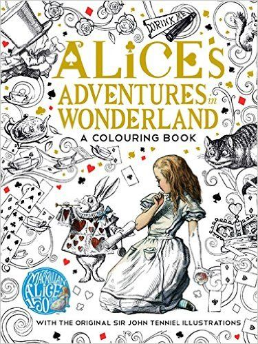 The Macmillan Alice Colouring Book: Amazon.es: Lewis Carroll: Libros ...
