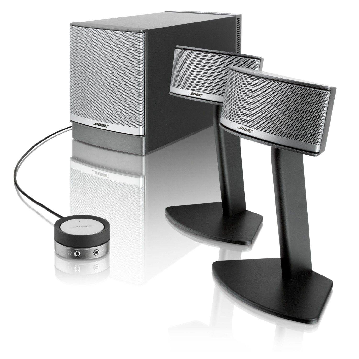 Bose Speakers With Images Computer Speakers Multimedia