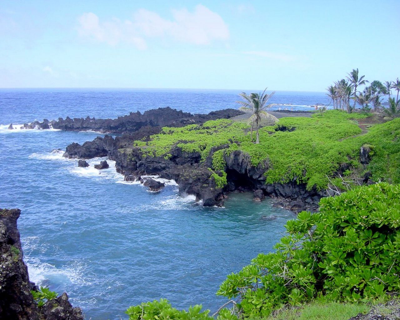 Maui :)  One of the best places on earth.
