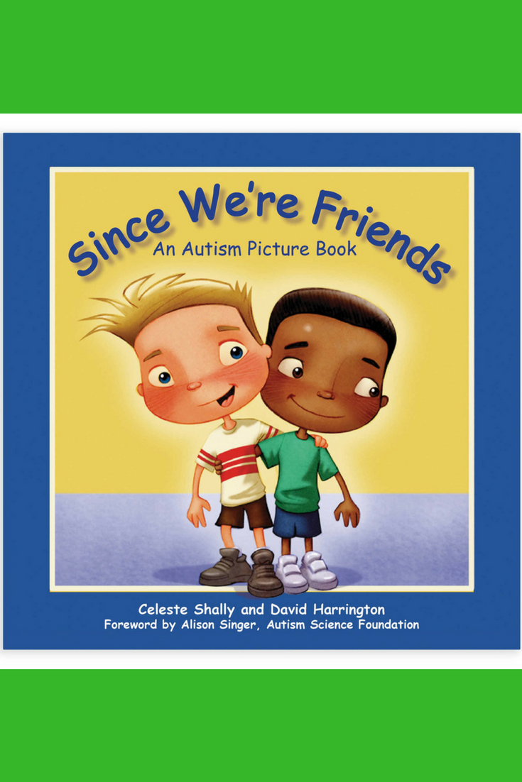 Friendship is such a powerful thing! #ad #autism #sensory
