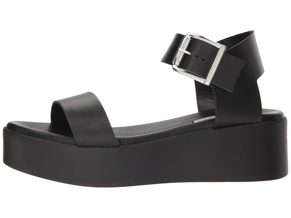 2cd66f76e26 Steve Madden Recover Women's Shoes Black Leather | Products | Steve ...