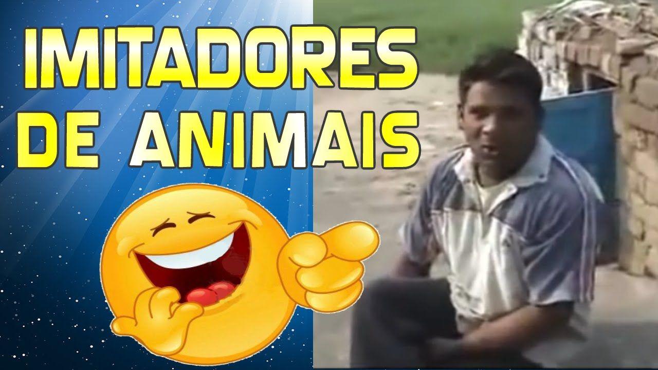 MELHOR IMITADOR de Animais - Melhor Imitador do Brasil - COMPLETO HD
