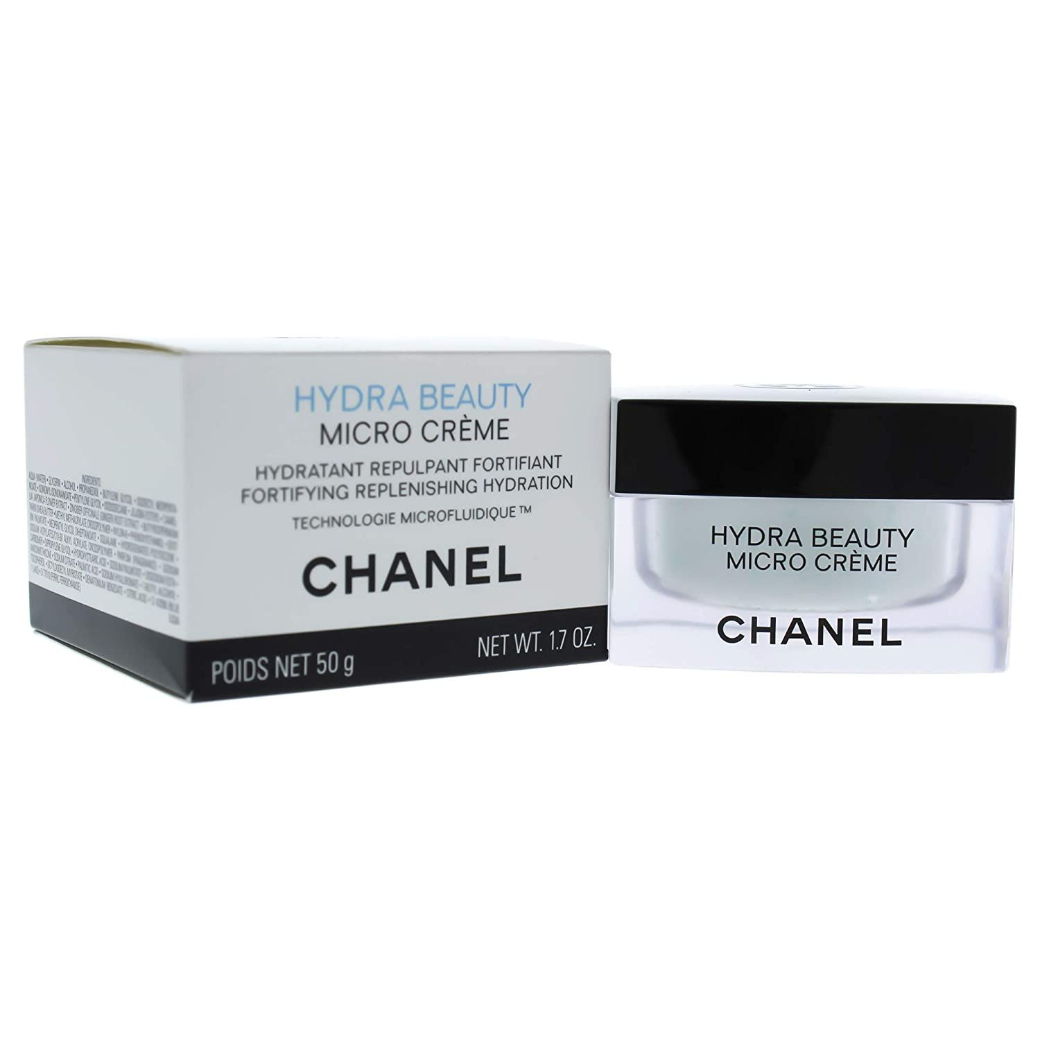 Chanel Hydra Beauty Micro Creme 1 7 Ounce Read More At The Image Link This Is An Affiliate Link Chanel Hydra Beauty Skin Protection Moisturiser