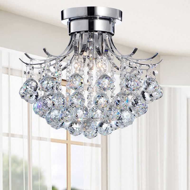 Give A Dark Room The Bright Light That You Crave With This Elegant - Basic light fixture
