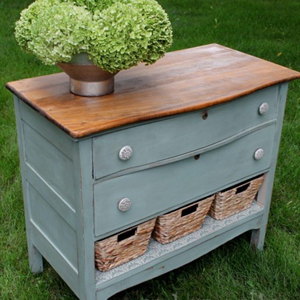 misfit dresser makeover diy furniture redos pinterest m bel m bel restaurieren und kommode. Black Bedroom Furniture Sets. Home Design Ideas
