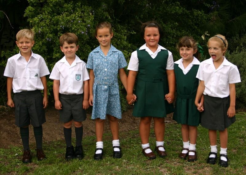20 School Uniforms From Around The World Private school