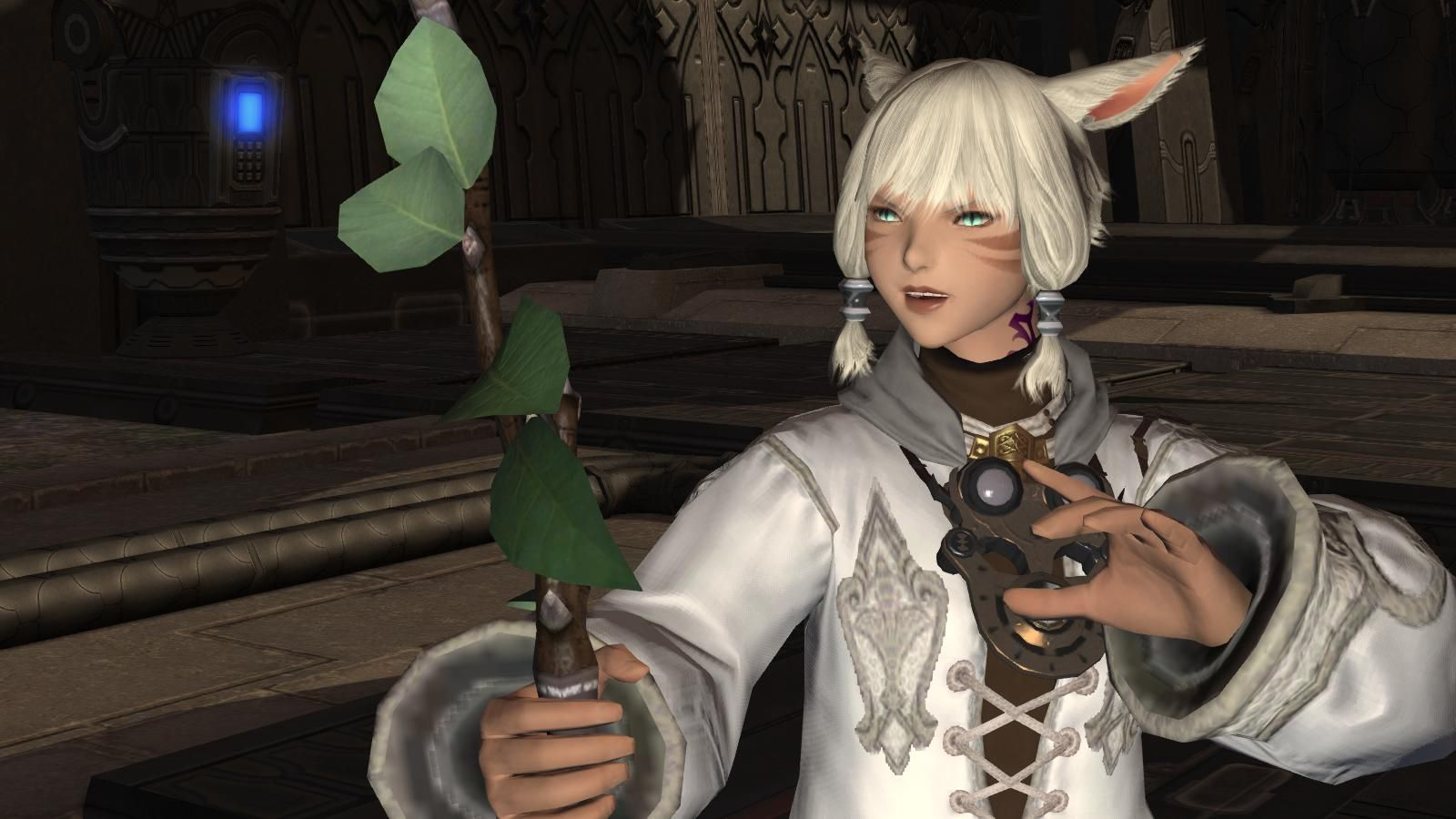 final fantasy xiv how to change appearance