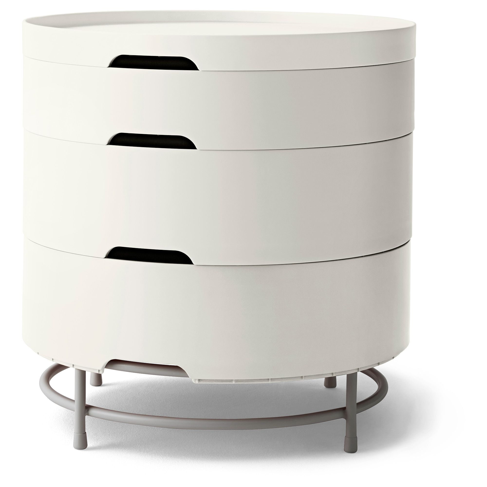 Ikea Ps 2017 Storage Table White Bedside
