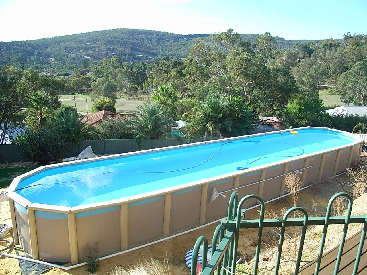 sterns above ground lap pool affordable lap pools