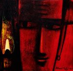 Paresh Maity Solo on 17th March, 2012 at Taj Bengal was an experience! Check the paintings available for buying at http://gallerysanskriti.com/current_exhibitions.php?eno=49