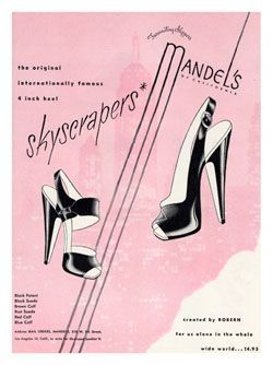 3d2bcedca194 high heels ad