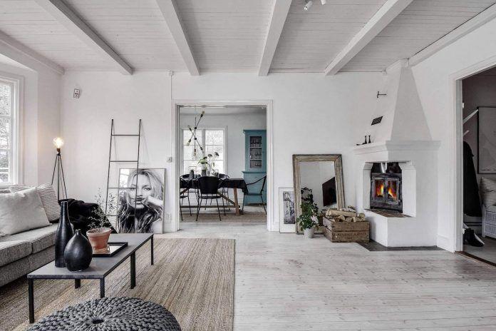 Traditional Scandinavian home in Tyresö designed by Inne ...