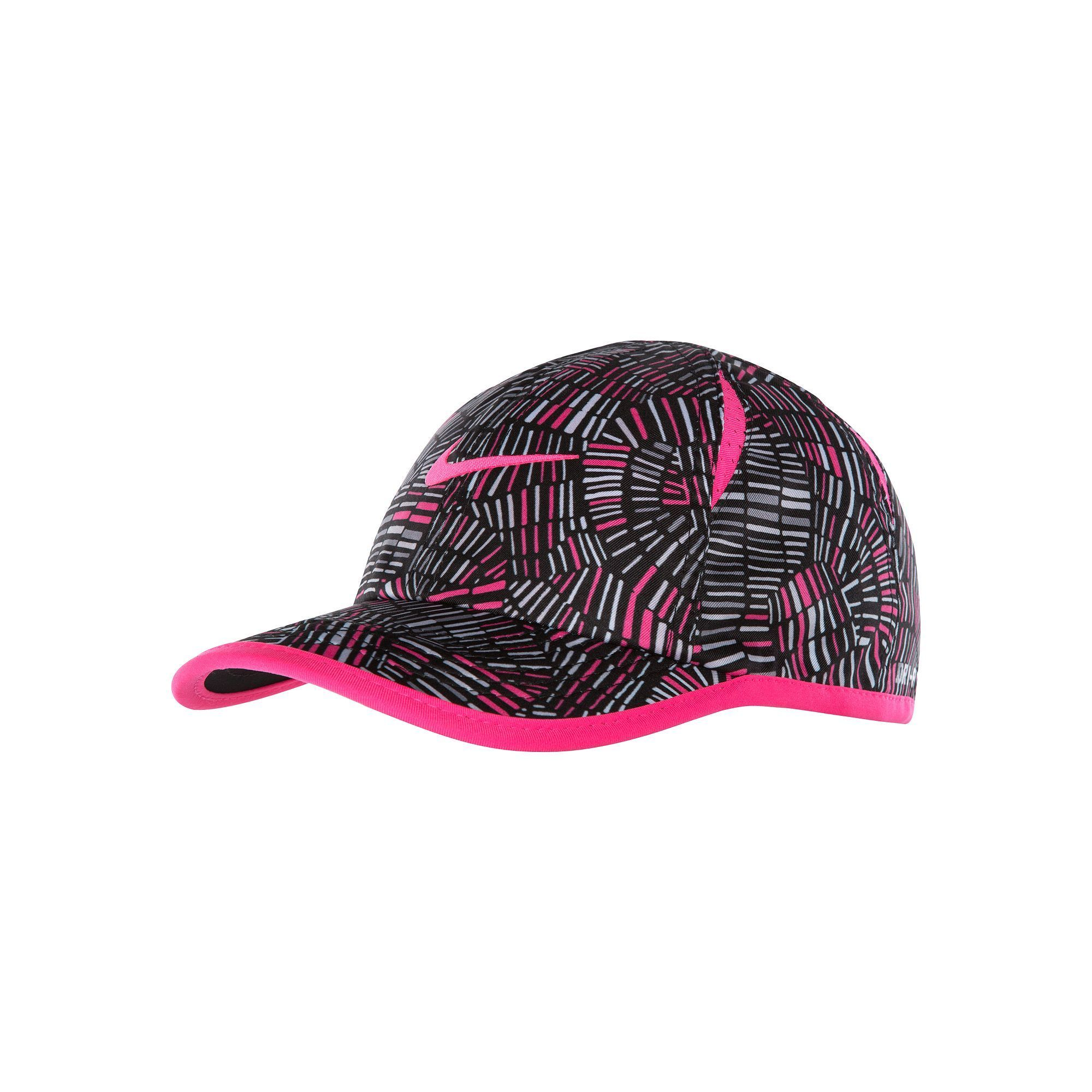 f298868d31809 Toddler Girl Nike Dri-FIT Printed Feather Light Cap