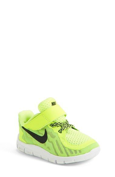 check out af440 6aca3 Nike  Free 5.0  Athletic Shoe (Baby, Walker   Toddler) available at   Nordstrom