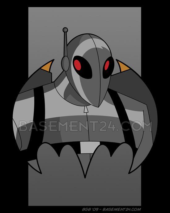 BTAS 16 - Firefly by basement24.deviantart.com on @deviantART