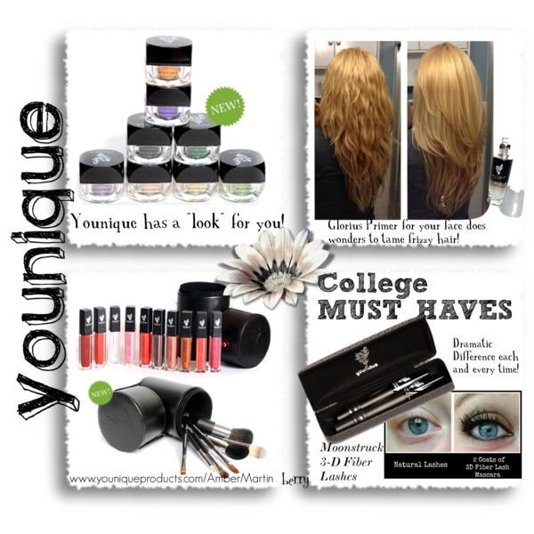 """College Must-Haves"" Www.youniqueproducts.com"