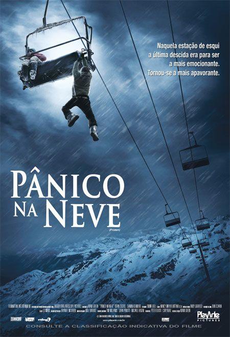 Panico Na Neve Posters De Filmes Cartazes De Filmes Filme Panico