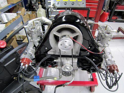 porsche 356 carrera 4 cam motor engine 356 porsche. Black Bedroom Furniture Sets. Home Design Ideas