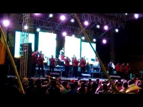 Fiestas de ecuandureo 2/01/15 - YouTube