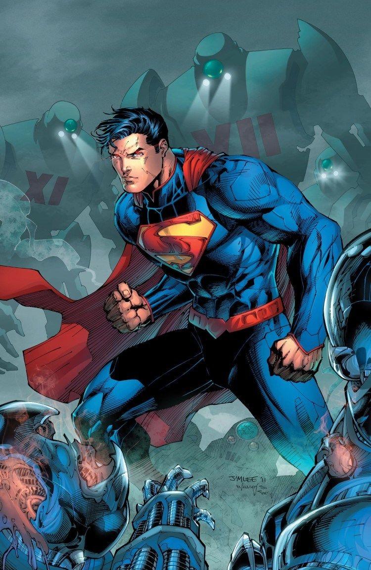 Superman New 52 Version Reading Order Comicbookwire Superman News Superman Story Superman