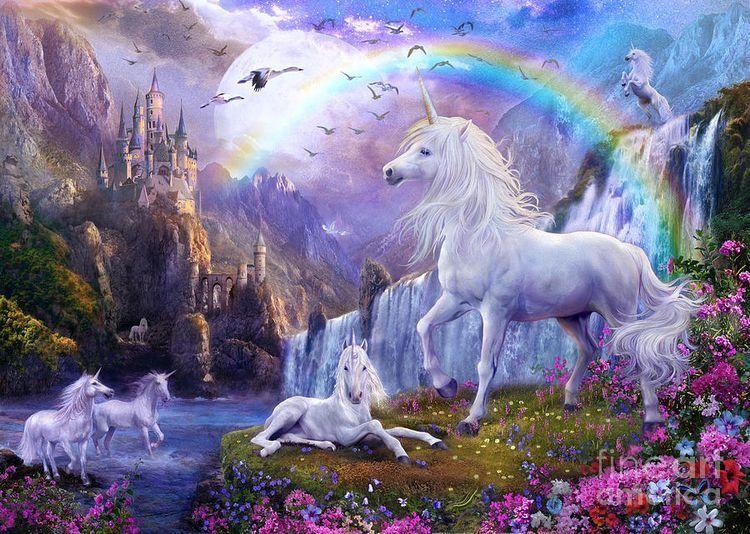 unicorns-in-their-natural-habitat