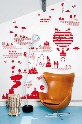 Wall Stickers Domestic Vente De Stickers Muraux Autocollants