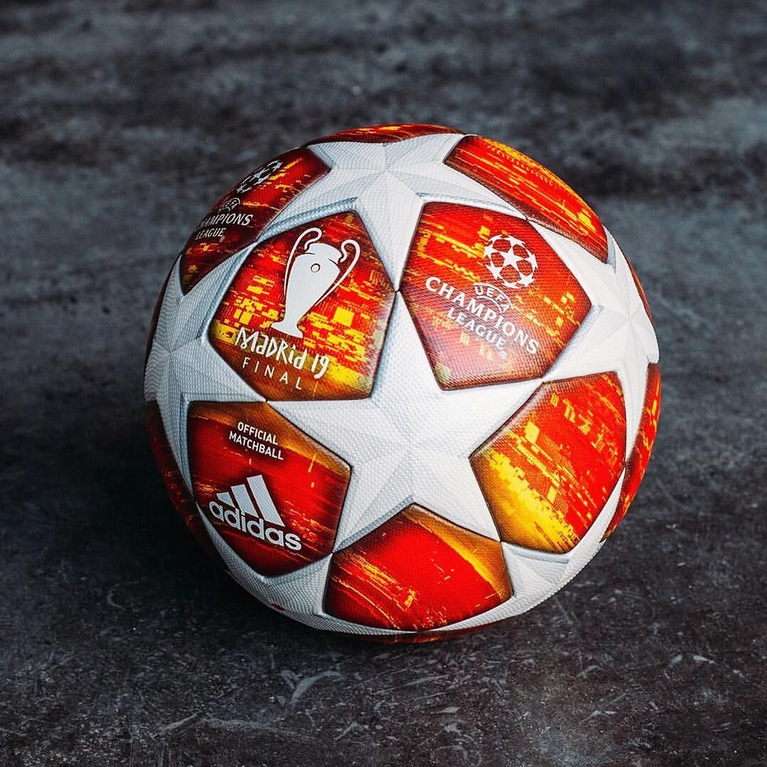 c013455d adidasfootball reveal the new match ball for the 2018/19 UEFA ...