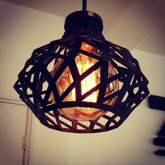 Wendung Die Hangende Lampenschirm 3d Drucken Von Studiowefab Lampenschirm Lampen Schirm