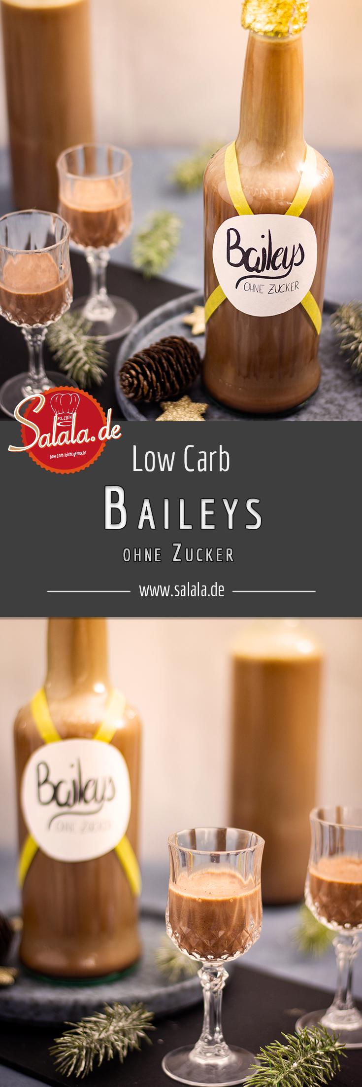 Low Carb Baileys ohne Zucker #lowcarbveggies