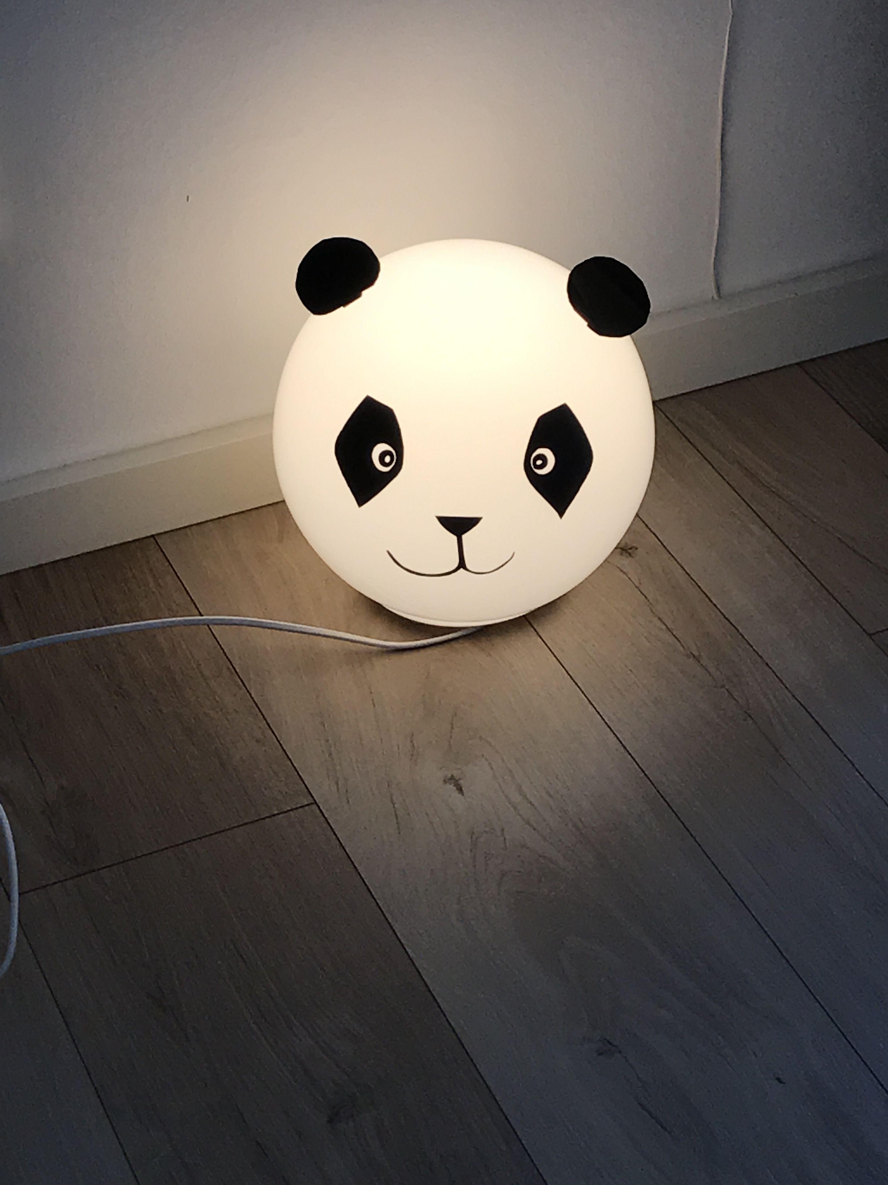 fado lampe panda ikea hack ikealamp home decor group. Black Bedroom Furniture Sets. Home Design Ideas