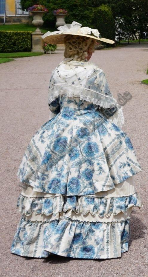 Jacket Rokoko Caraco18th Century Rococo Century Caraco18th O8Pknw0