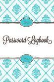 Password Logbook: Password Journal (Passbook)