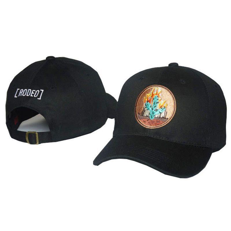 1d2301ebd26 brand Anti Social Club 6 Panel Unstructured Hat Travis Scotts rodeo cap  AA428 snapback Cap palace drake casquette Hats