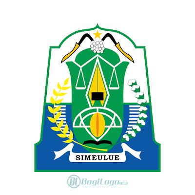 Kabupaten Simeulue Logo Vector Vector Logo Vector Custom Logos