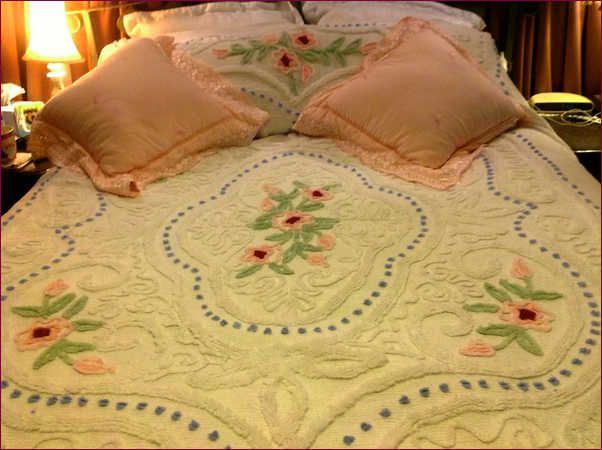 Vintage Crochet Bedspread Patterns | Home Design & Remodeling Ideas ...