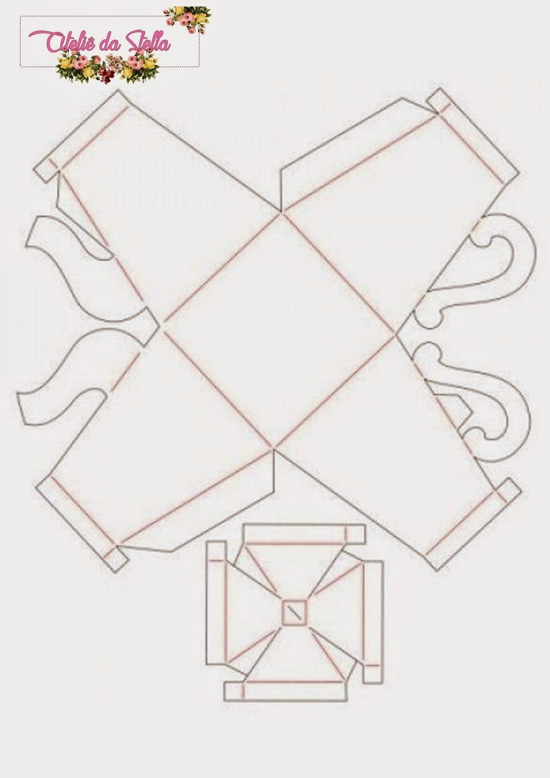 Antes de começar, veja o que você vai precisar: - Material básico para Scrapbook (base de corte, estilete, régua, dobradeira (opci...