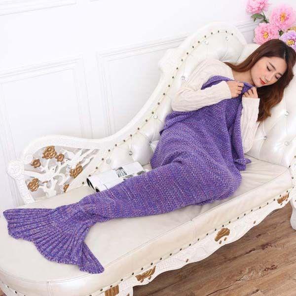 Afifa's Mermaid Blanket