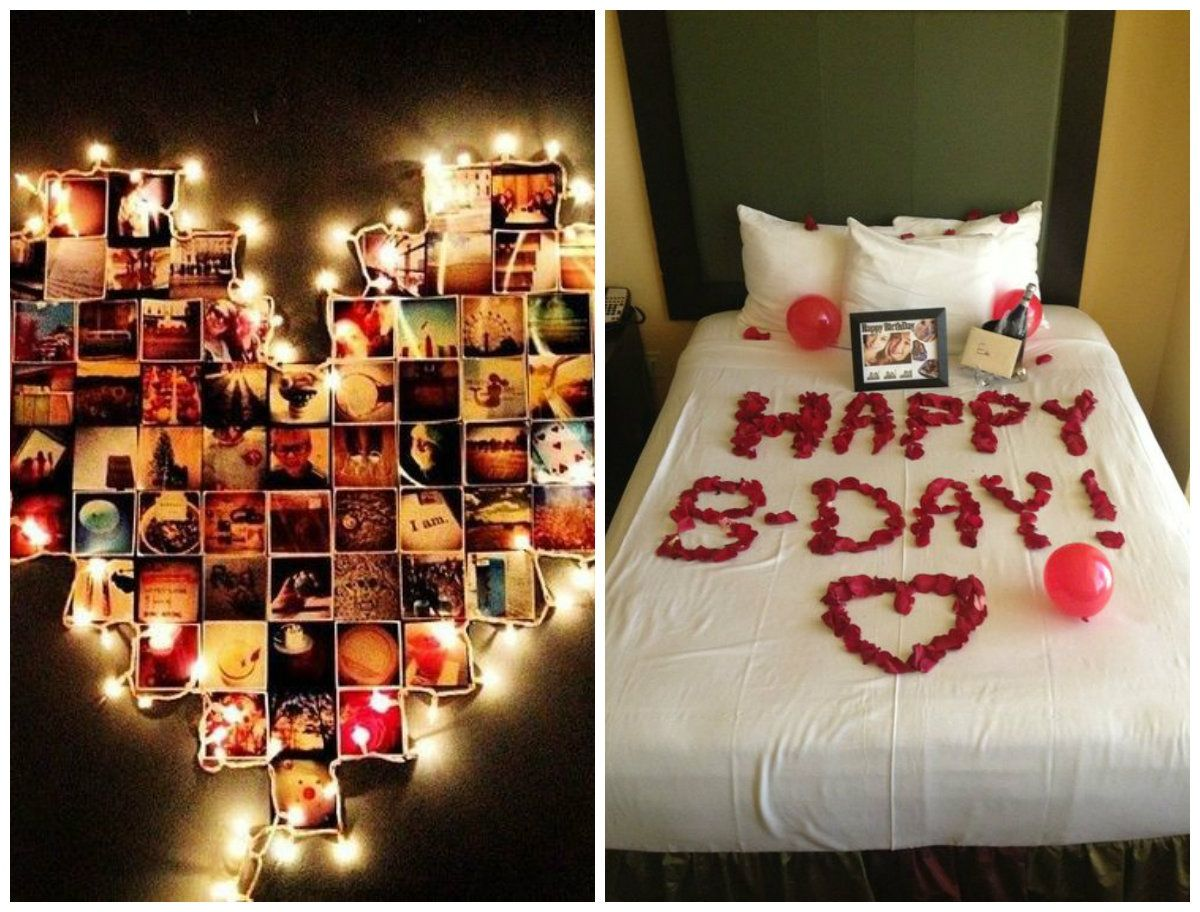 Image Result For Birthday Surprise Ideas For Husband At Home