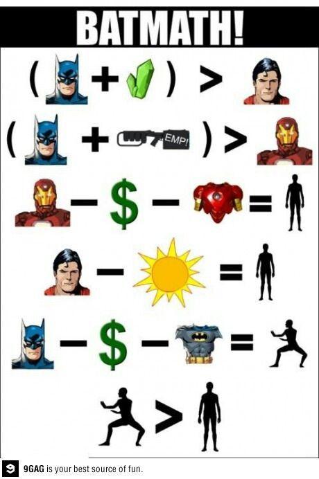 Batman is da...