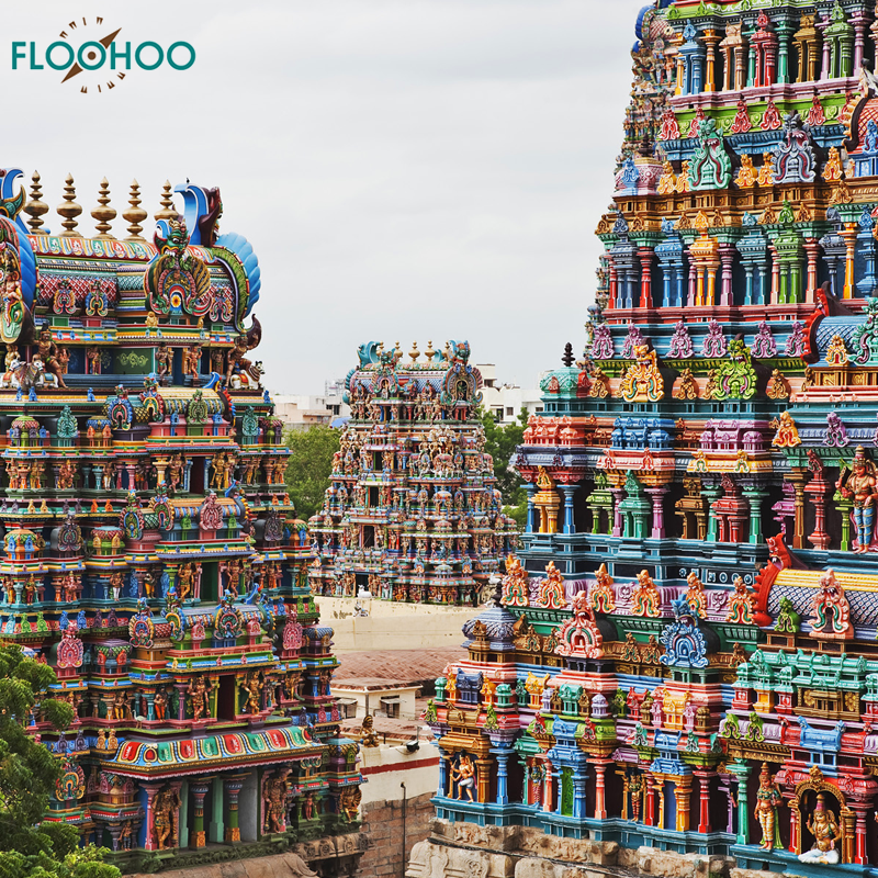 Tamil Nadu Tour Packages This 9 Days/8 Nights Tour Of