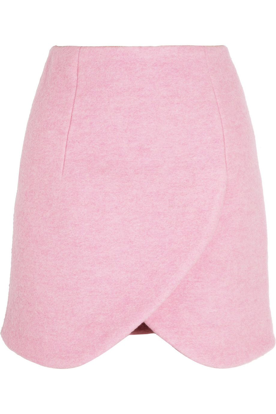 Carven Wool blend mini...Think Pink!