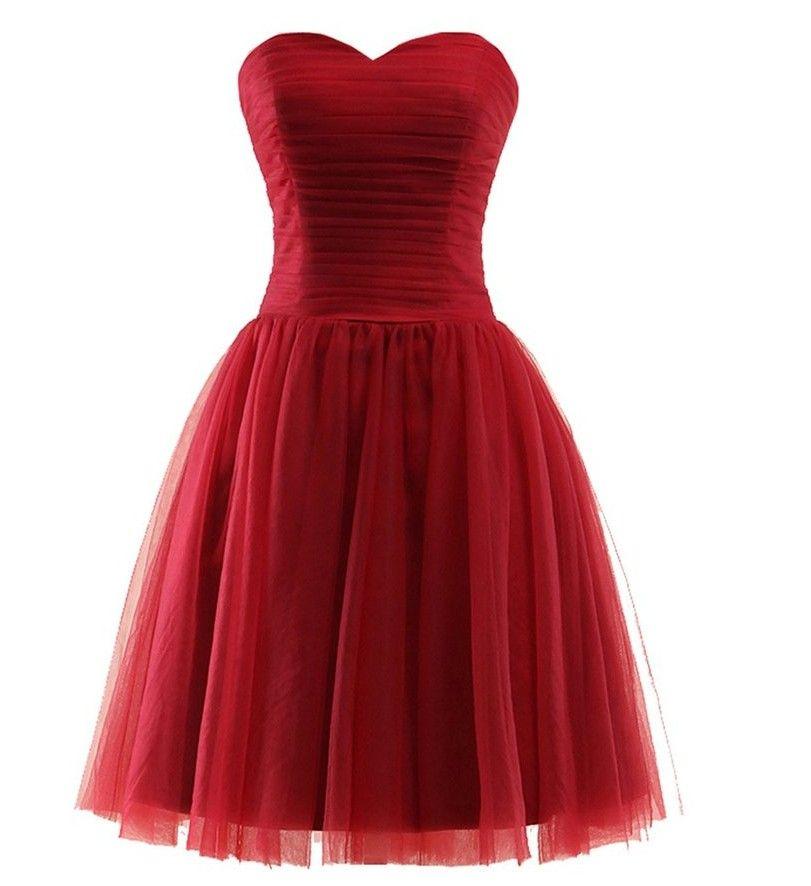 Vintage Tüll Kleid Frauen trägerlose kleid Lolita Ballkleid Mesh ...