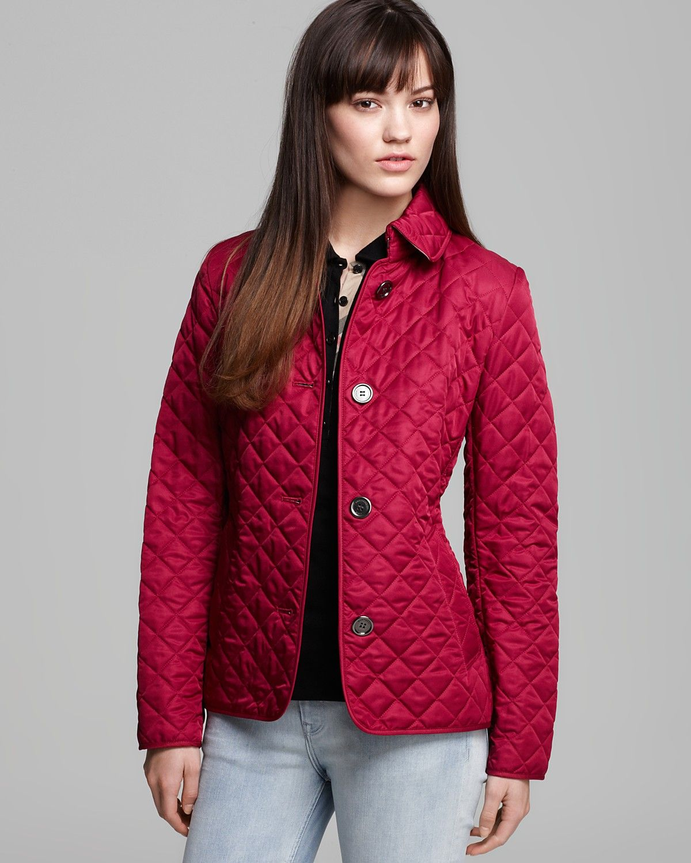 Burberry Brit Copford Quilted Jacket   Bloomingdale's   Just for I ... : burberry brit copford quilted jacket black - Adamdwight.com