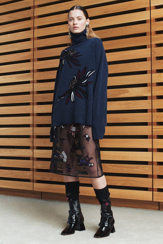 Markus lupfer fall readytowear fashion show wool the o